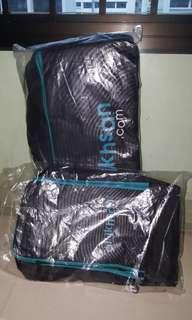 [U.P.S$45] New Shoe bag + New gym bag only @$25