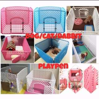 🚚 Pet Playpen Fence Cage New