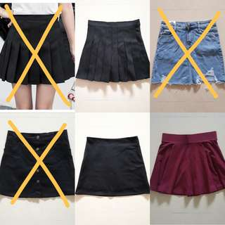 Skirts 🌸💗