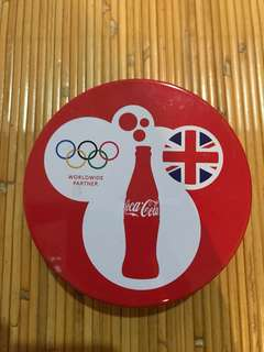 COCA-COLA LONDON OLYMPIC - COASTERS