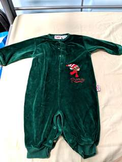 Baby winter wear Rudolph
