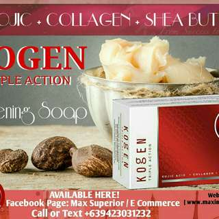 KOGEN KOJIC SOAP 135 GRAMS
