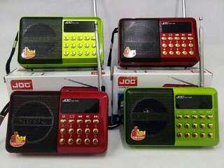 joc mp3 and radio player