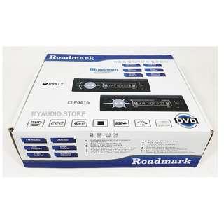 R8812 - Roadmark Bluetooth DVD USB