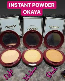 🚚 READY STOCK💕OKAYA INSTANT POWDER / 15gm..  Processing proceed upon full payment received via bank transfer