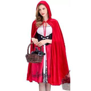 *INSTOCK* Adult Little Red Riding Hood Costume