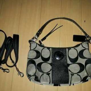 Original coach shoulder / sling bag