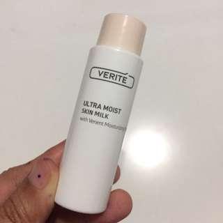 Kbeauty: Verite Ultra Moist Skin Milk