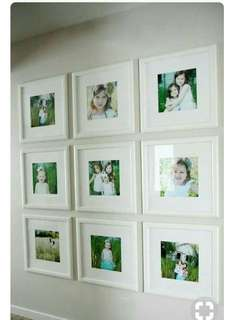 Photo frame (price depends on size)