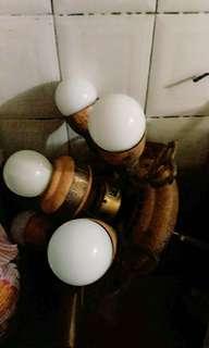 🚚 吊燈+扇