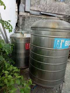 Water Tank 400L and 1000L