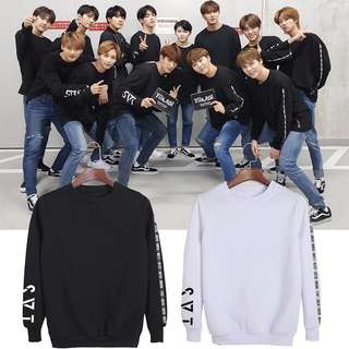 NEW!SEVENTEEN 17 JAPAN SWEATER 2018 ARENA(READYSTOCK)