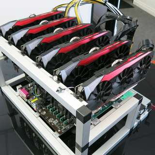 Host your GPU mining rigs at my location