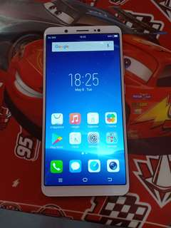 Vivo V7+ Phone (Gold)