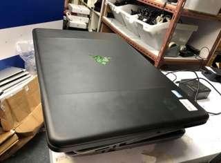 RAZER BLADE PRO i7 GTX 860M GEN-4
