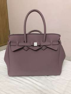 Save my Bag Dusty Pink (Medium Size)