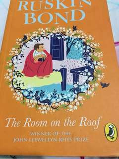 Ruskin Bond: The Room On the Roof