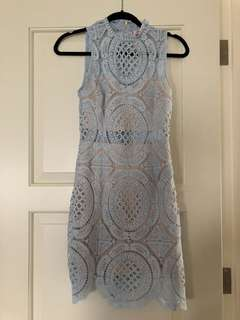 Lace dress Mendocino size S
