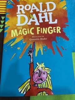 Roald Dahl:The Magic Finger