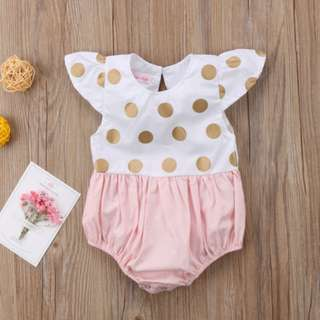 Infant Newborn Toddler Baby Girls Kids Clothes Romper Jumpsuit Sunsuit Outfits