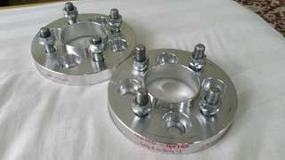 Wheel spacers 20mm