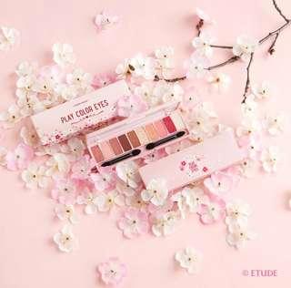 🌸Etude House Play Color Eyes Cherry Blossom