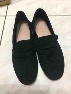 韓版 樂福鞋 平底鞋 牛津鞋