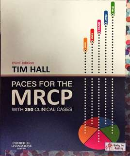 Paces for the MRCP - tim hall