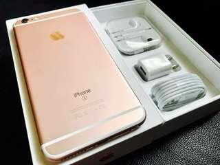 Iphone 6s 64gb factory unlock complete