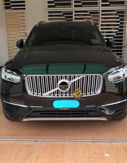 SAMBUNG BAYAR/CONTINUE LOAN  VOLVO XC90 T8 2.0 TURBO SUPERCHARGE YEAR 2017 MONTHLY RM 3750 BALANCE 8 YEARS ROADTAX VALID PLAT VIP TIPTOP CONDITION  DP KLIK wasap.my/60133524312/volvo