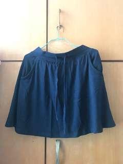 100% new uniqlo短裙