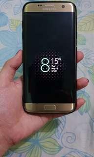 Galaxy S7 edge (Gold Platinum)