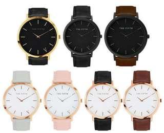 [PO] The fifth women's watch