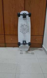 """Carver Skateboard 30"""" CX Graphite"""
