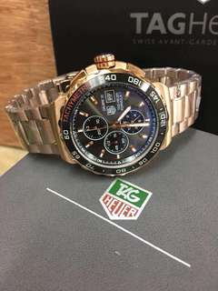 TAGHEUER AUTHENTIC WATCH