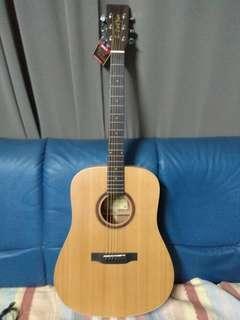 Acoustic Guitar- L.luthier GA25