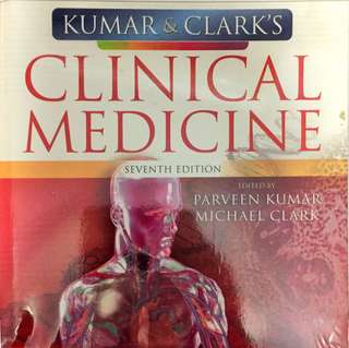 Kumar and Clarke clinical medicine