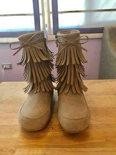 H&M Boots Size 11.5 US (kids)