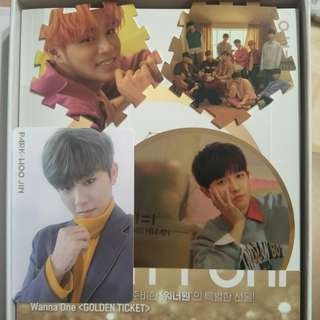 [WTS] WANNA ONE IPU ALBUM DAY VERSION UNSEALED