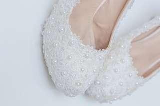 WEDDING SHOES / HEELS