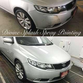 Car damage repair Toyota Mazda Mitsubishi Mazda Honda Bmw Mercedes kia Hyundai ford