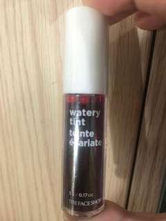 Sealed and brand new face shop tint shade 04 red up/rouge vif