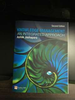 Knowledge management (second edition)