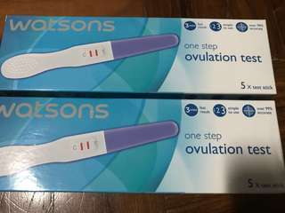 Ovulation test kit