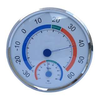 2 in 1 濕度計 - 溫度計 - 2 in 1 Weather Meter - Humidity Meter and Thermometer - Ref A0541