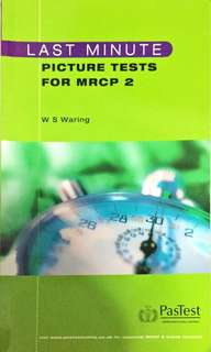 Picture tests for mrcp 2
