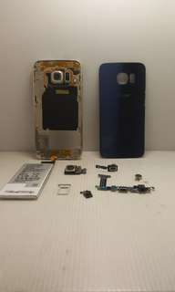Sell  Components Selling parts SAMSUNG S6 EDGE賣零件要什麼零件請詢問