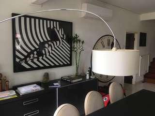 Designer dining table lamp