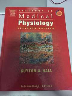 Guyton And Hall - medical physiology