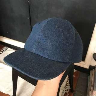 Vintage Denim Cap